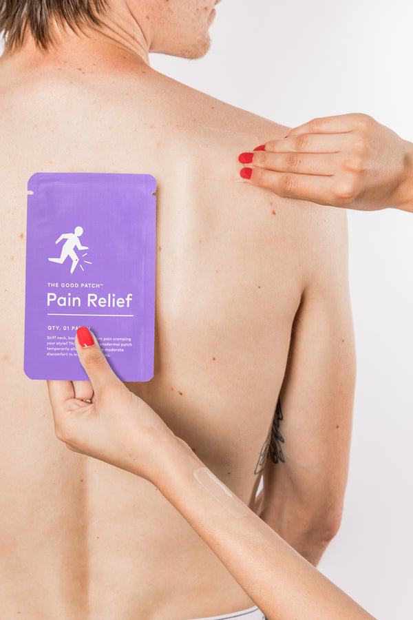 Pain Relief Patch - Crop Beauty