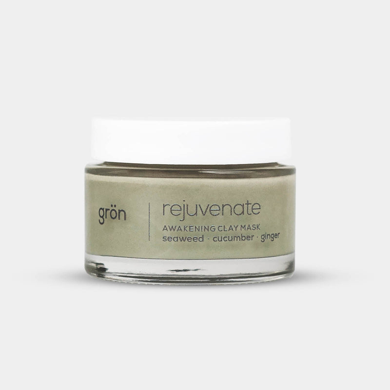 Rejuvenate Awakening Clay Mask - Crop Beauty