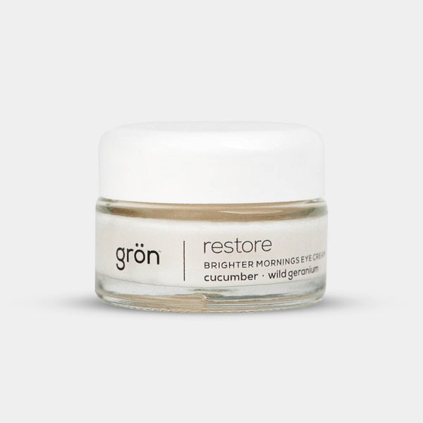 Restore Brighter Mornings Eye Cream - Crop Beauty