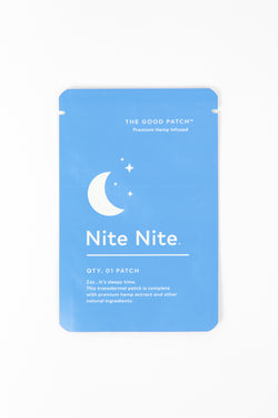 Nite Nite Patch - Crop Beauty