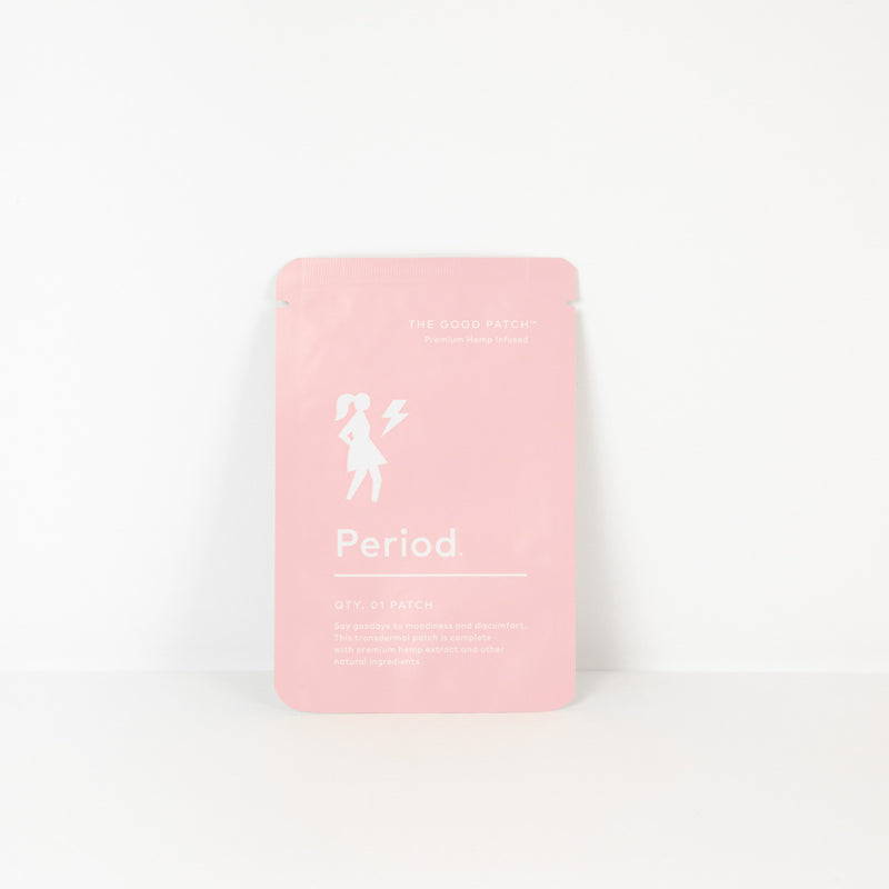 Period Patch - Crop Beauty