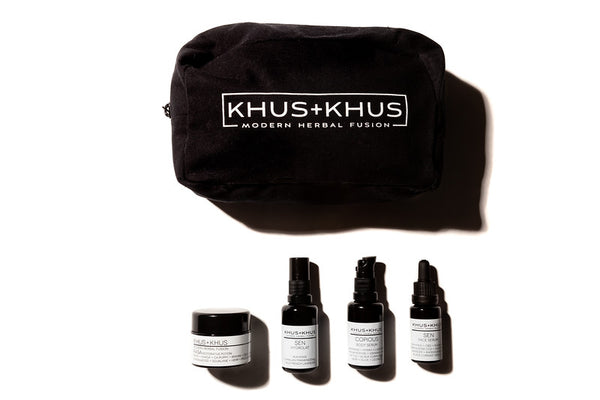CBD Travel/Sample Kit - Crop Beauty