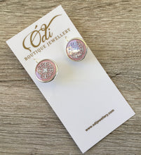 Merletto Earrings-Your choice of colour
