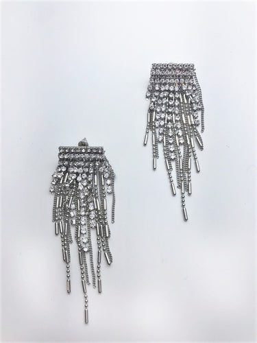 Comet Earrings