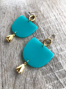 SOLD OUT PRE ORDER NOW AVAILABLE Sea Botanical Dangles