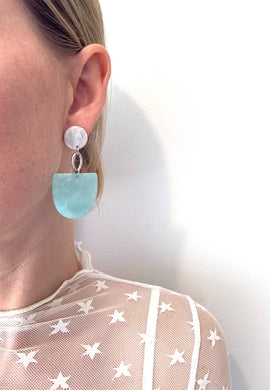 Sea Foam statement  Dangles