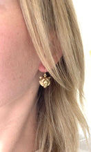 Pre-Order Vintage style Lioness Earrings