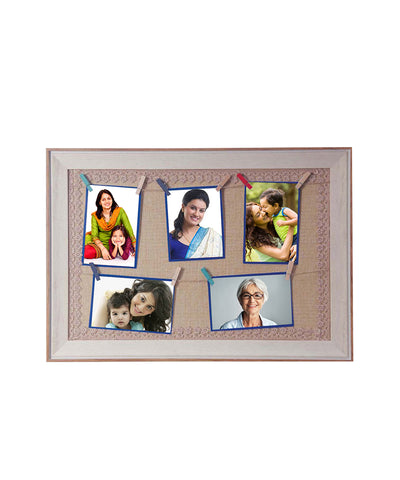 Open Hanging Photo Frame for Mother