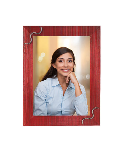 Red Photo Frame for Mother
