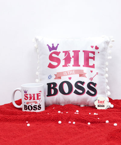 A Kit for the 'HER' Boss