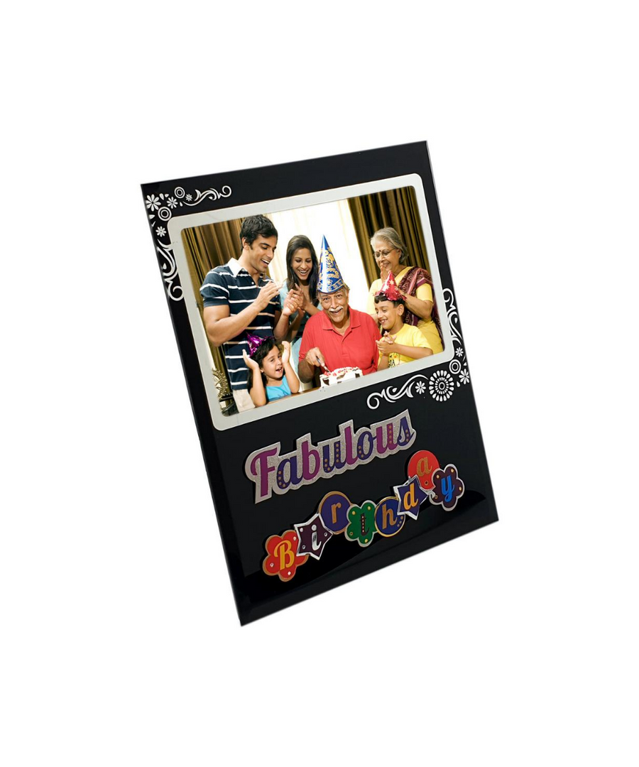 Fabulous Birthday Frame