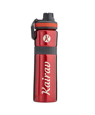Red Sipper Bottle