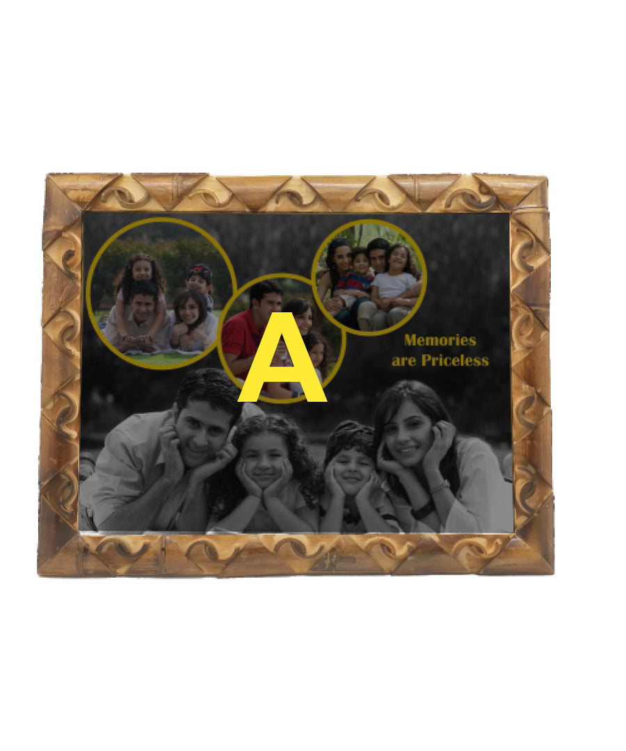 Bamboo Photo Frame-12X16