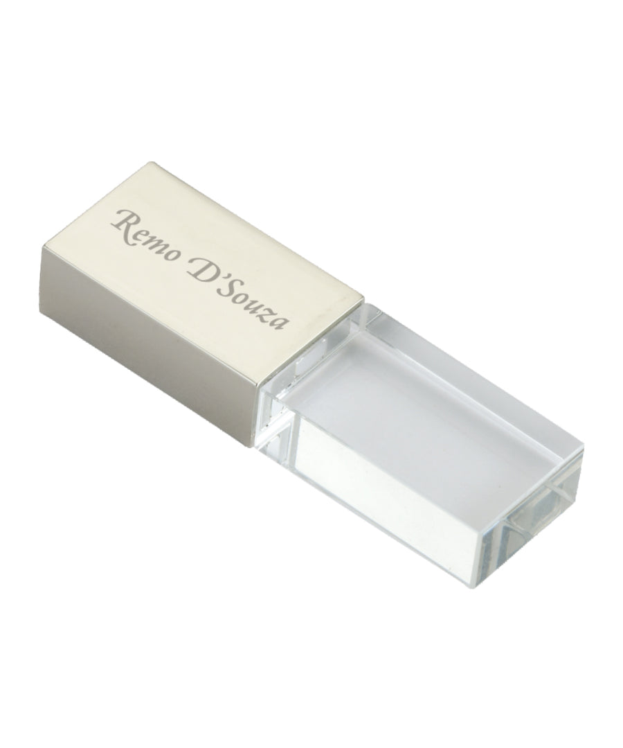 Name Engraved Pen Drive