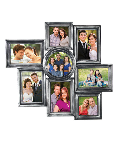8 Photo Multi Sizes Collage Personalized Photo Frame