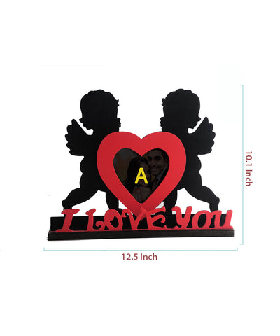 Cupid Love Photo Frame