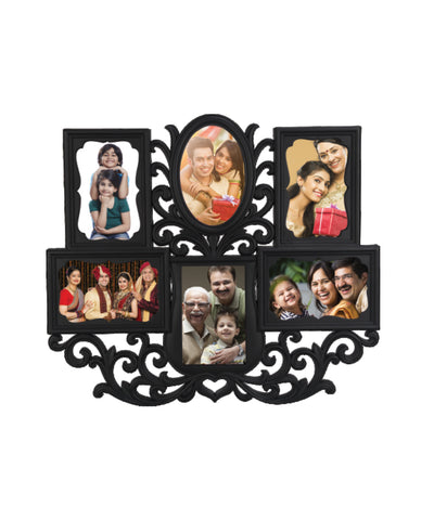 High Grade Plastic Photo Frame-5photos