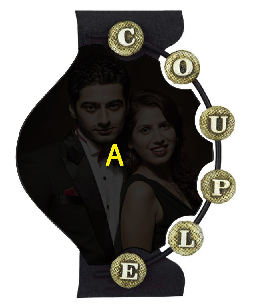 Couple Love Plaque