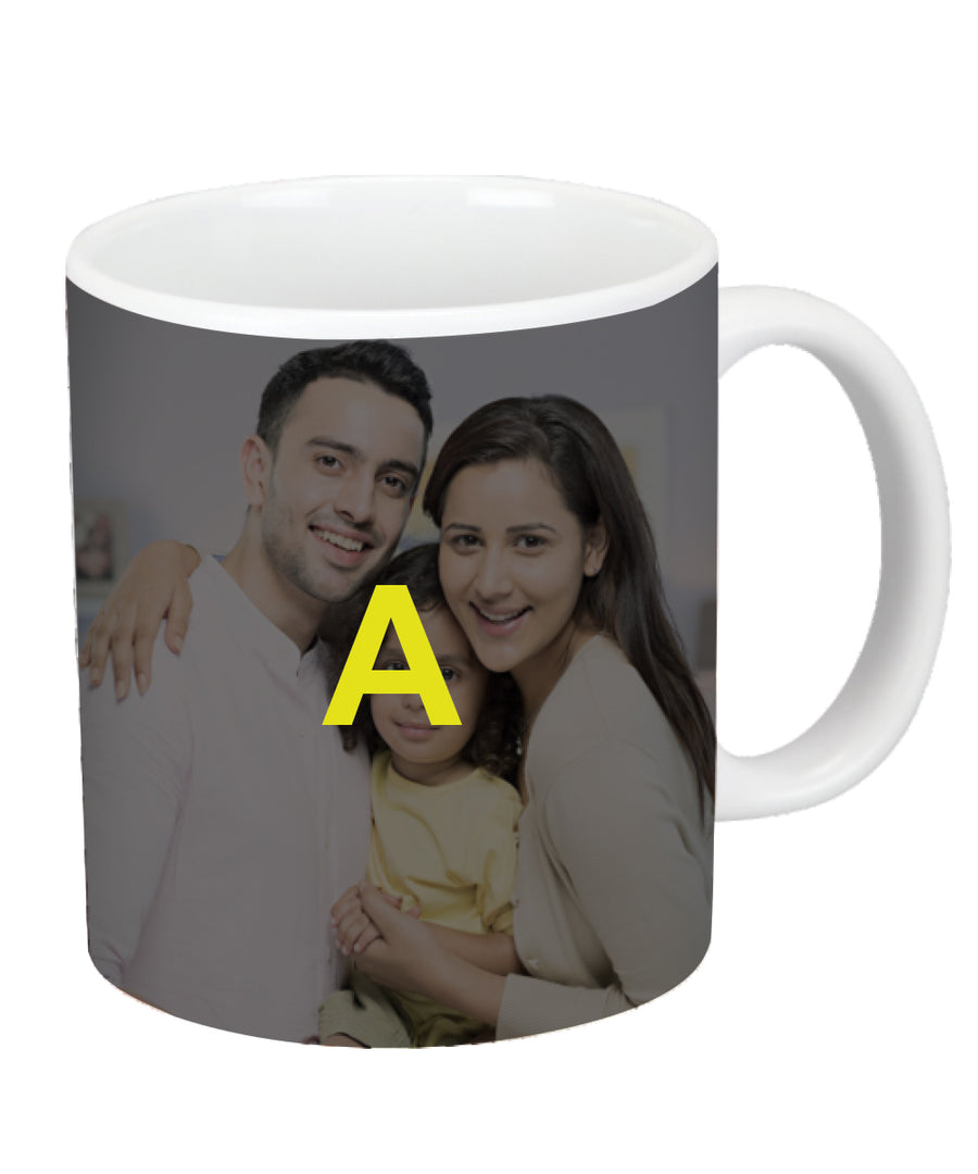 Matte White Coffee Mug