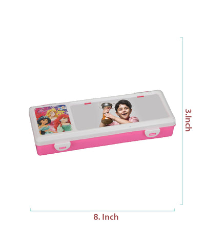High Quality Plastic Pencil Box