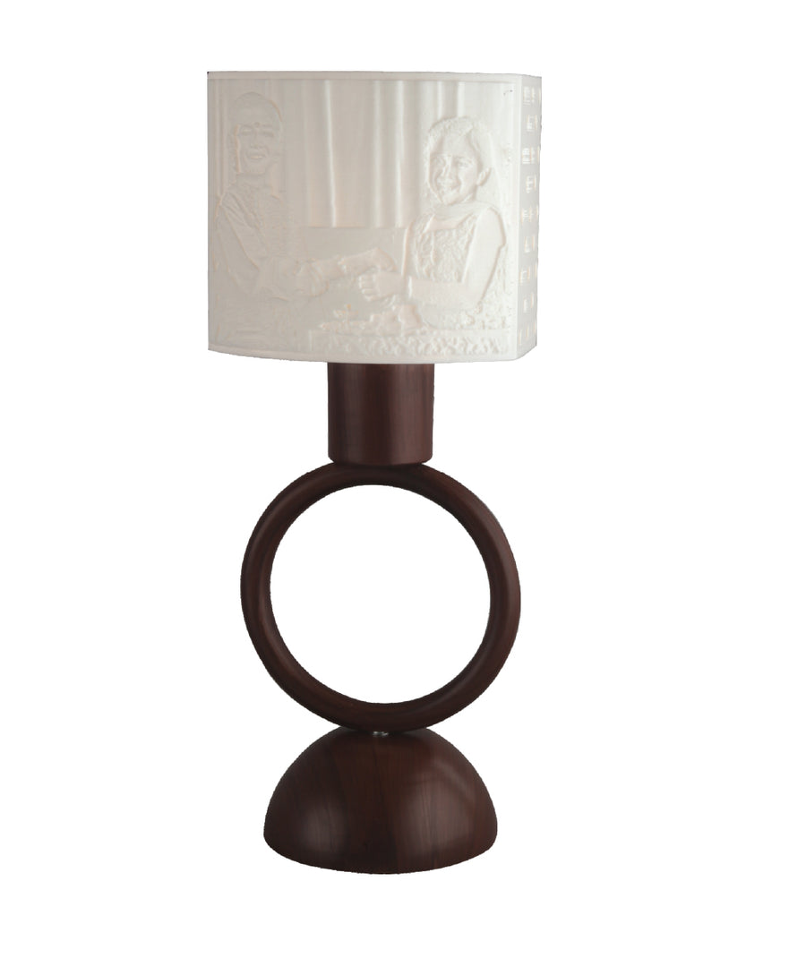 3- Dimensional Picture Table Lamp