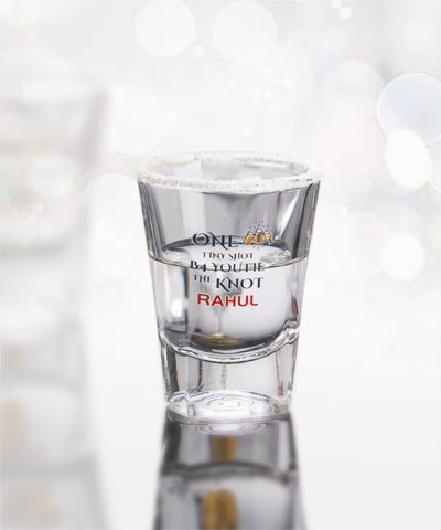 Tequila Shot Glass - 6 pcs