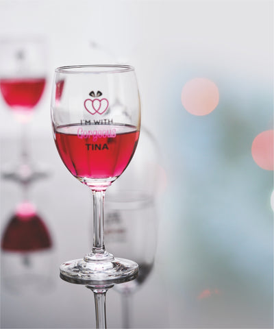 Wine Glass - 2 Pcs