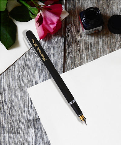 Personalized Gift Fine Fountain Pen