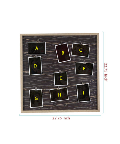 Multiple Clip Photo Frame