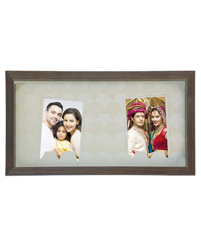 Personalized 2 Collage Photo Frame