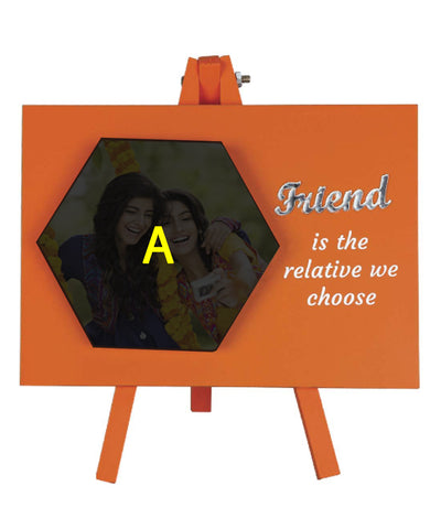 Friendship Easel Frame