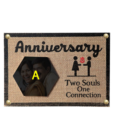 Soul Anniversary Wooden Plaque