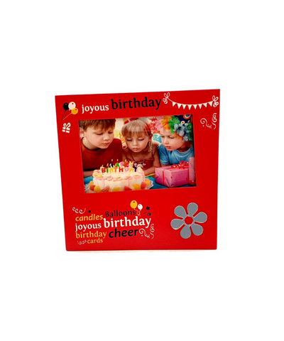 Memorable Birthday Wishes Frame