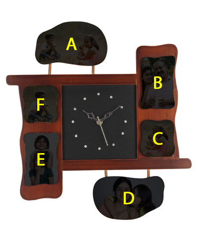 Elegant Wooden wall Clock