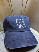 Load image into Gallery viewer, Dog Mom Cap