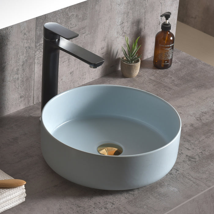 VENICE 360mm Round Ceramic Basin - Assorted Colours