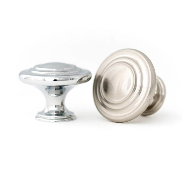 Kennedy 34mm Fluted Knob (various finishes)