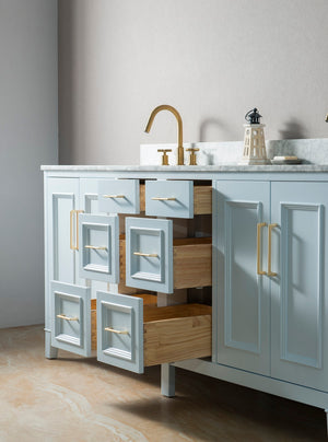 Gabrielle Collection timber vanity