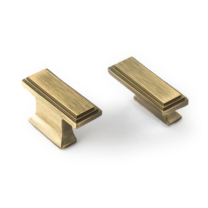 Buckhurst 16mm Rectangular Knob (various finishes)