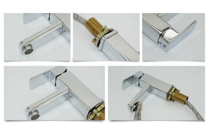Maine Series basin mixer faucet - Various Finishes
