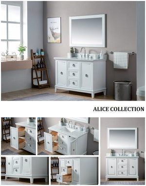 Alice Collection timber vanity