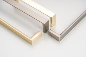 Planar 128mm Pull Handle (various finishes)