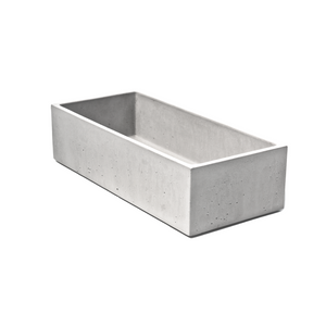 Bath Vessel 500mm Concrete Basin - Assorted Colours