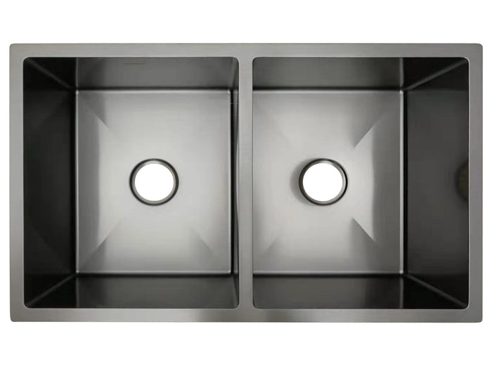 DURA-SINK 840mm Double Bowl Sink (various colours)