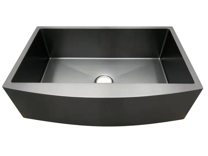 DURA-SINK 840mm Single Bowl Apron Sink (various colours)