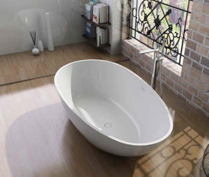 Chicago free-standing bathtub