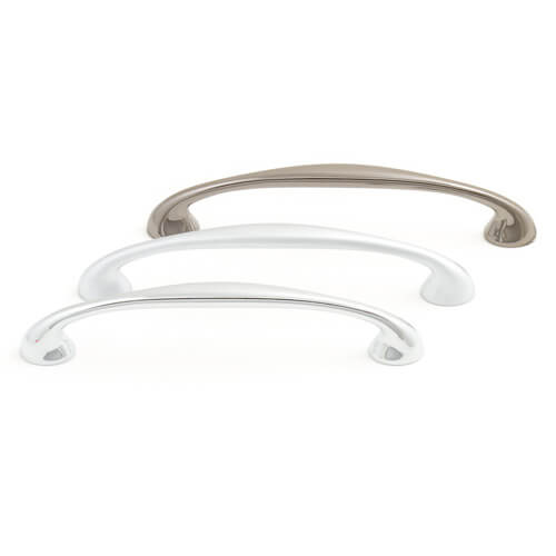 Diner 96mm Pull Handle (various finishes)