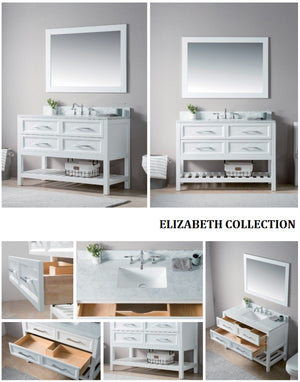 Elizabeth Collection timber vanity
