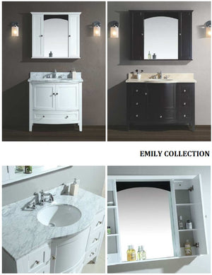 Emily Collection timber vanity
