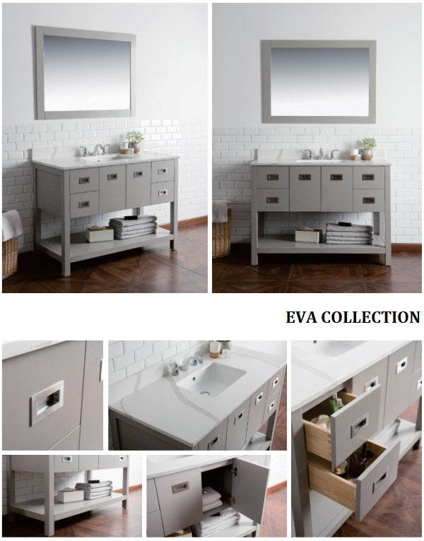 Eva Collection timber vanity